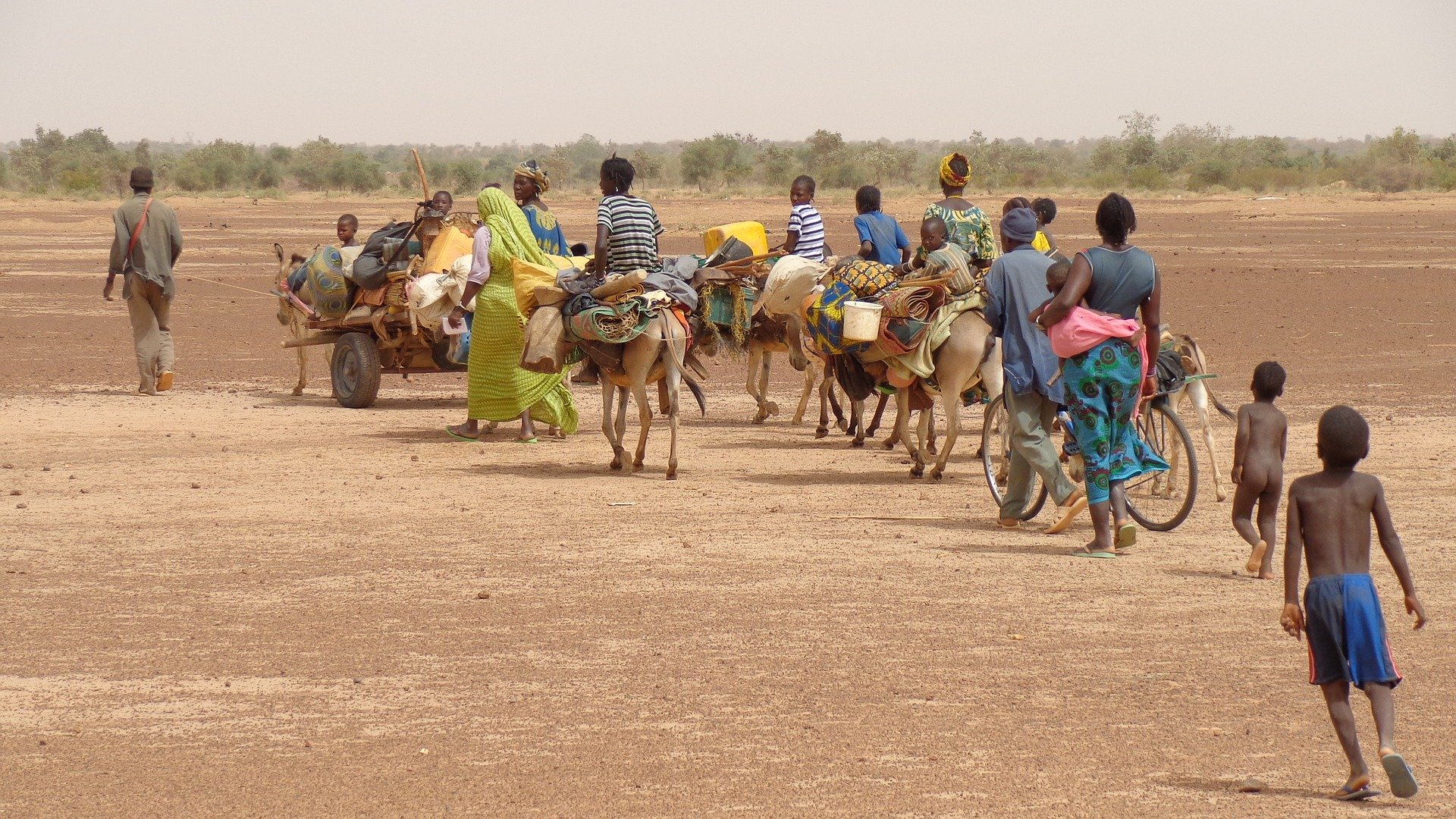 Endure International Sudan Refugees Image