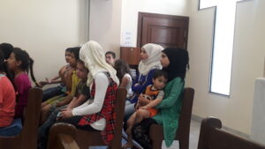 Children's Ministry in Syria