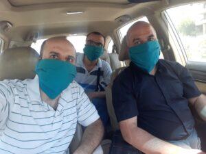 Covid Relief in Syria