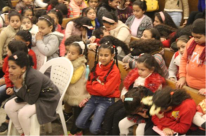 Egypt Children's Ministry