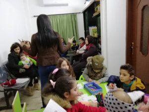 Discipleship in Syria